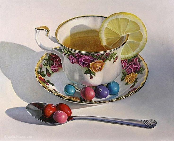 Leslie Macon — Tea Time With Kyle, 2011 (800x647)