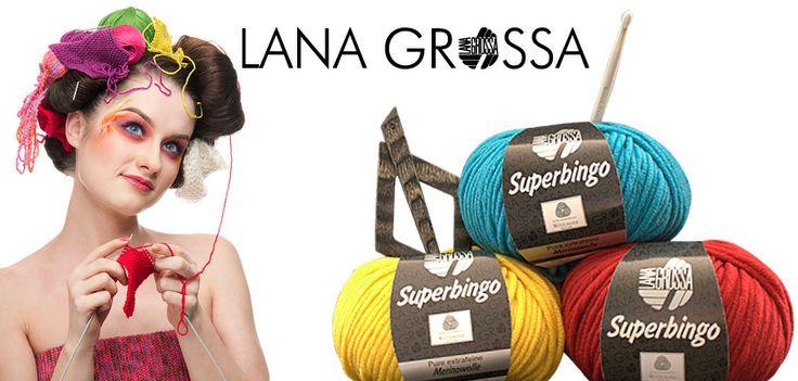 Die Goodies von Lana Grossa für Eure DIY-Überraschungspakete #handemade #lanagrossa #wolle #stricken #diy