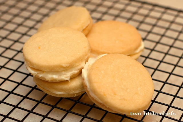Lemon Sandwich Cookies | Lemon Cookies... | Pinterest