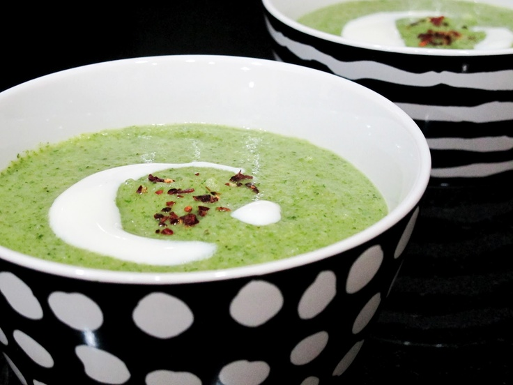 Broccoli Spinach and Potato Soup | Soup, Chili, & Stews by Cook | Pin ...