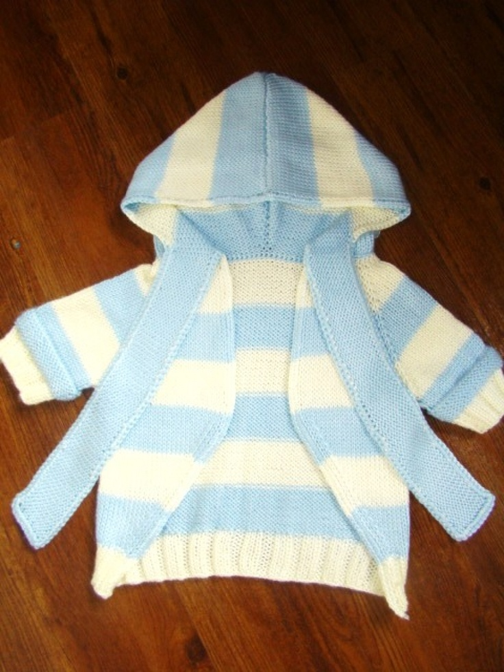 Child's Hoodie with Scarf, free pattern | Knit & Crochet Ideas #4 | P