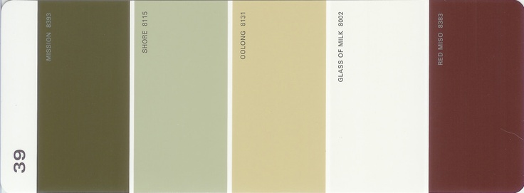 Pin By The Land Of Color On Martha Stewart Palettes Discontinued