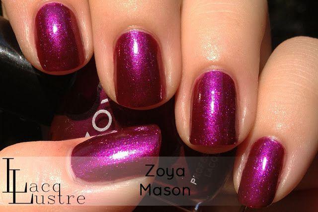 Zoya Mason Zoya Mason swatch | My...