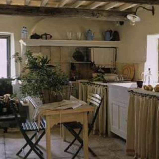Primitive Country Kitchen Kitchens Pinterest