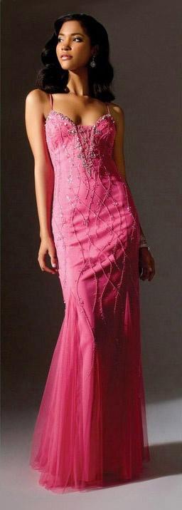 Hot Pink Casrin свадебное из органзы рукавов V-образным вырезом платье