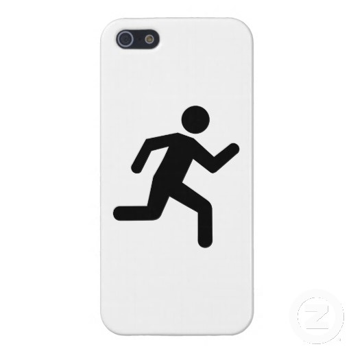 iphone 5 running case with clip