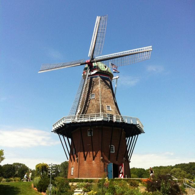 Windmill Island Garden Holland Mi America The Beautiful Pinterest