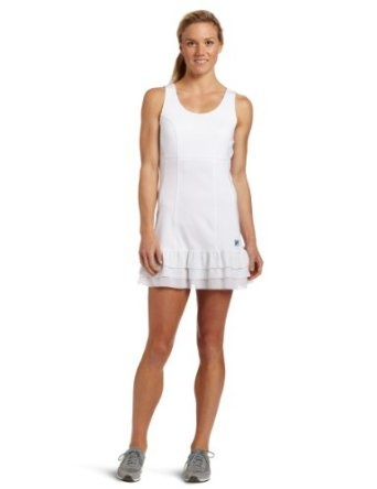 Buy Fila Women's Baseline Dress (White, Small) Buy online and save
