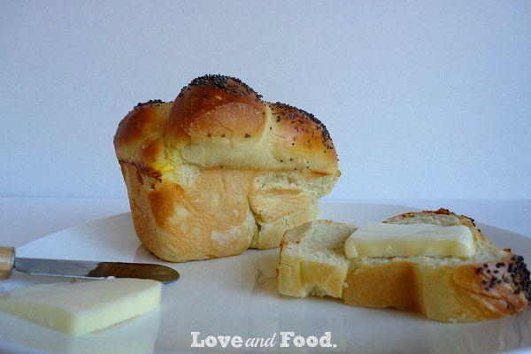 Egg Bread (Challah) | Bread : Dough : Batter | Pinterest