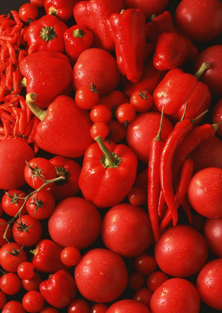 Red vegetables | red | Pinterest