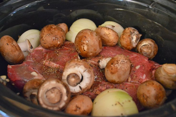 Crock Pot Beef-Roast | Easy or Fun Meals | Pinterest