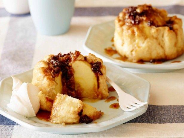 American Pennsylvania Dutch Apple Dumplings from CookingChannelTV.com