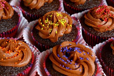 Fastest Fudge Cake | Cupcakes and Muffins | Pinterest