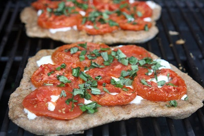Grilled Pizza | ♥ Food For Thought ♥ | Pinterest