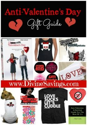 anti valentine's day gift ideas