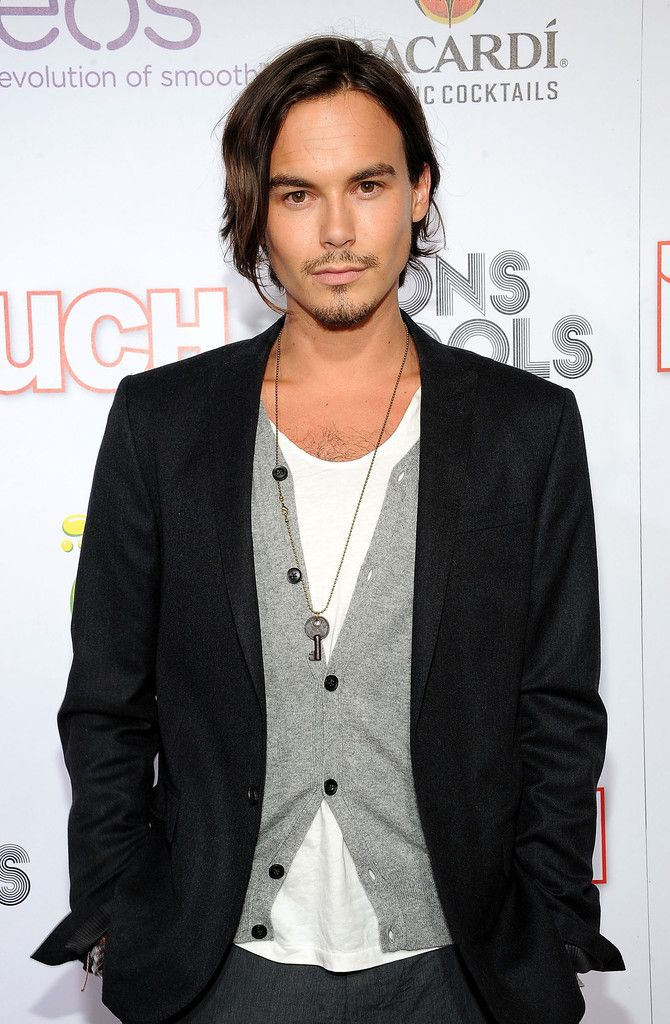 Tyler Blackburn Photos: In Touch Weekly's 5th Annual 2012 Icons + Ido ...