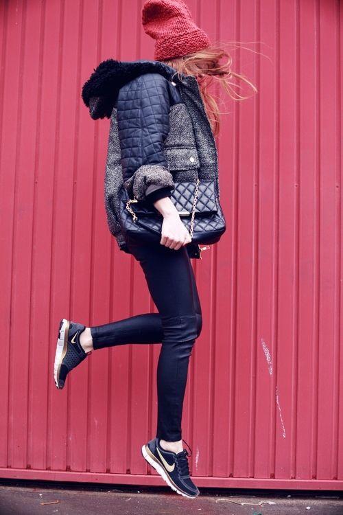 #sportswear #women #fashion #Nike #style
