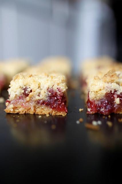 Cranberry crumb bars   broma bakery   Yummy Recipes   Pinterest