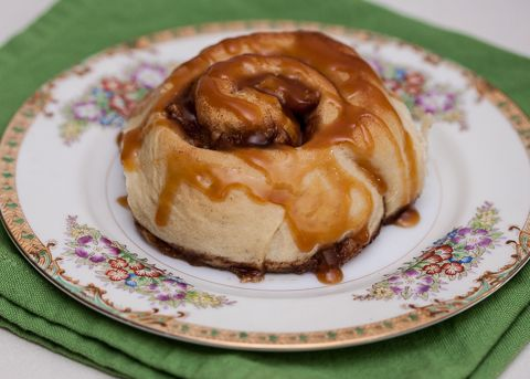 Apple Cinnamon Rolls | Breads - Sweet & Savory | Pinterest