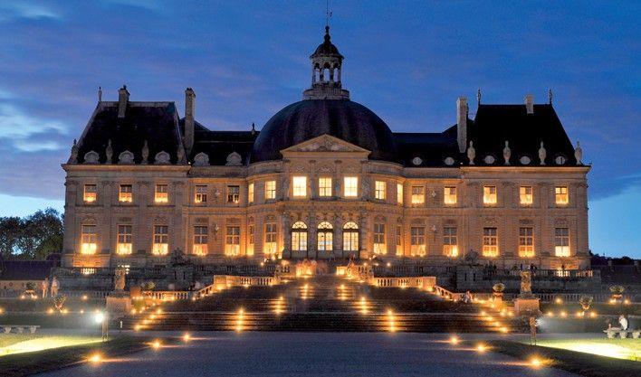 candlelight saturday night chateau vaux vicomte