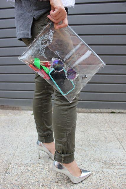 Plexiglás bag