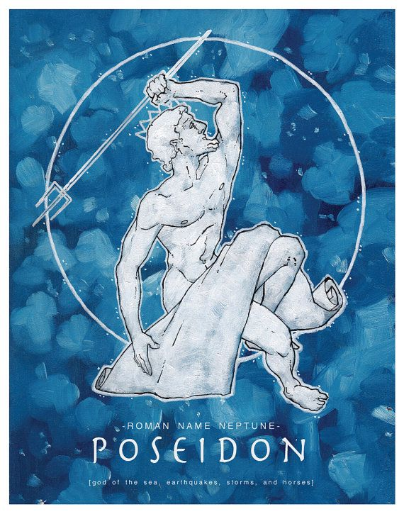an analysis of the god poseidon in the greek mythology A list of all the characters in mythology the mythology characters covered neptune the god of the sea, poseidon is zeus's brother and second and devoted to the gods he is the finest greek warrior his mother, the sea-nymph thetis, has made him invulnerable everywhere except.