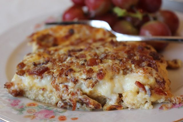 Mimi's Christmas Breakfast Casserole | For the Holidays | Pinterest