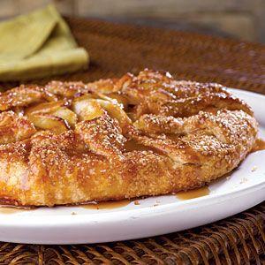 Caramel-Apple Galette | Recipe