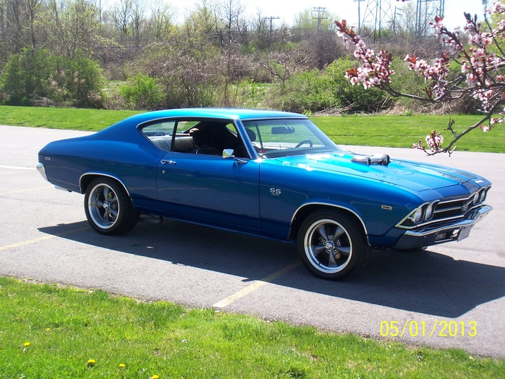 1969 Chevelle Ss 427 Bing Images