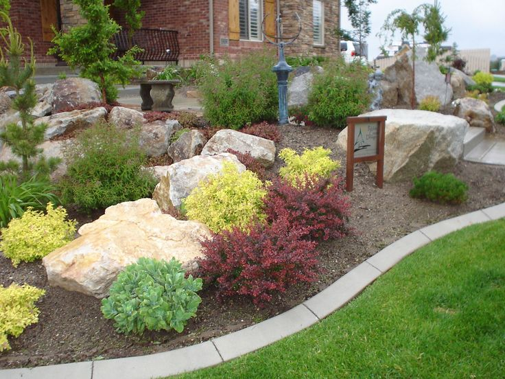 Pin by elyse mackay on yard pinterest for Landscape design utah