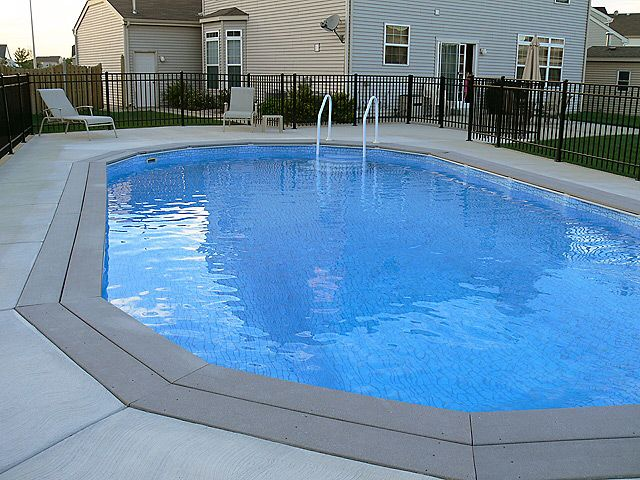 Pin by michelle daydream believers designs on the for Pool surround ideas