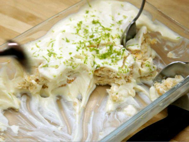 10-Minute No-Bake Lime Cracker Pie | Pie/ Cobbler/ Pudding/ Tarts | P ...