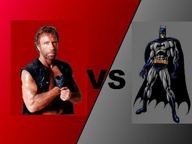 Chuck Norris | Batman ...