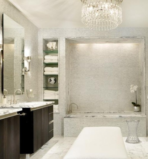 elegant marble bathroom master bath inspiration pinterest