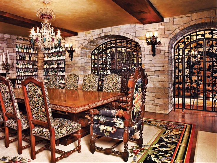 Luxury wine cellar design precious storage pinterest for Home wine cellar design ideas
