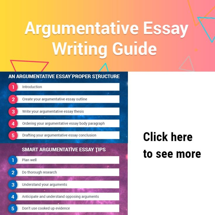Custom argumentative essay writers websites