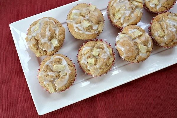 Apple Fritter Muffins | Recipe