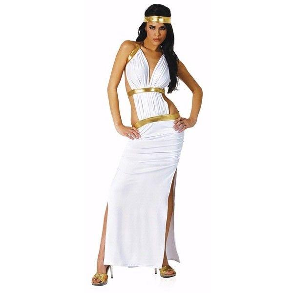 Greek Goddess Costume - Women's Sexy Roman Costume - Costume