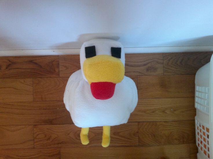 Minecraft Chicken Plush | Minecraft Merch