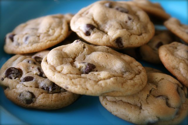 Chocolate Chip Pudding Cookies | Sweet Tooth | Pinterest