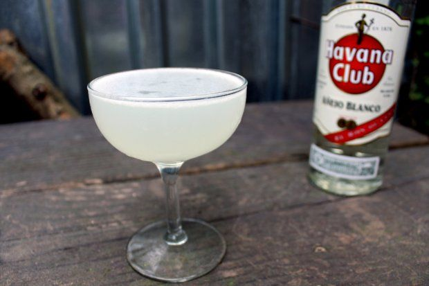 Havana Daiquiri Ingredients 2 ounces rum, Havana Club 3 Años, if you ...