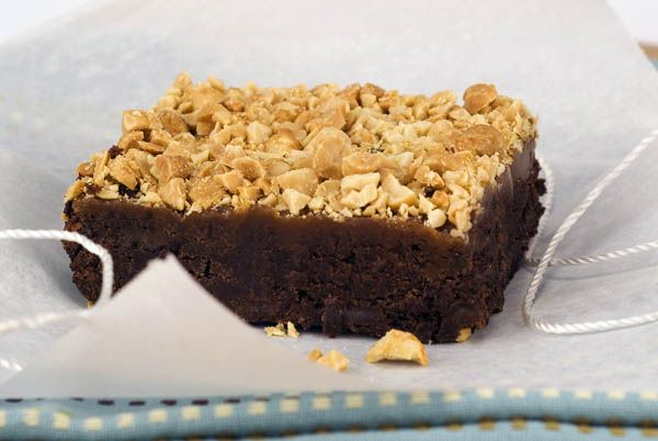 Gluten Free Sweet & Salty Brownies Recipe