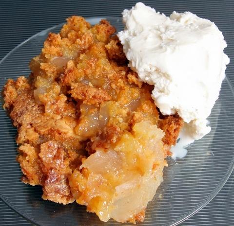 Easy Apple Cobbler! | Favorite Recipes | Pinterest
