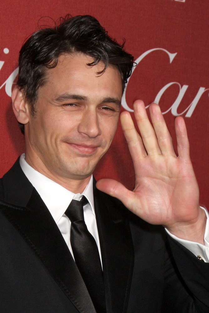 James Franco, smart? | Funny Entertainment | Pinterest James Franco
