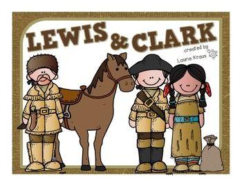 Lewis and Clark Graphic Organizer