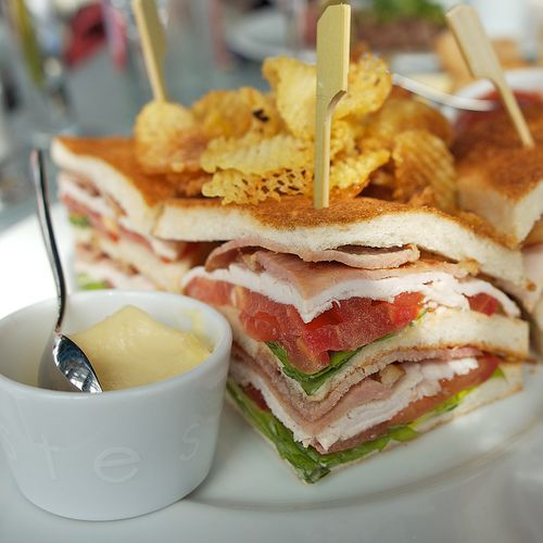 Club Sandwich   Cravings...   Pinterest