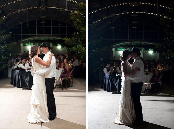 Trik photography wedding