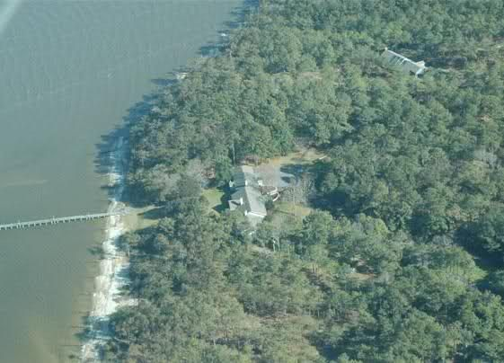 Andy Griffith Home In Roanoke Island