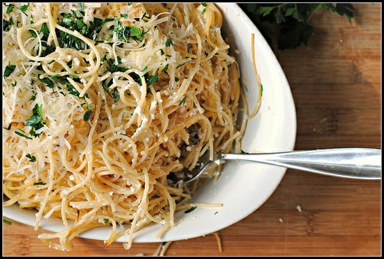 Baked Lemon Pasta 1 lb whole wheat spaghetti 2 Tbsp unsalted butter 4 ...