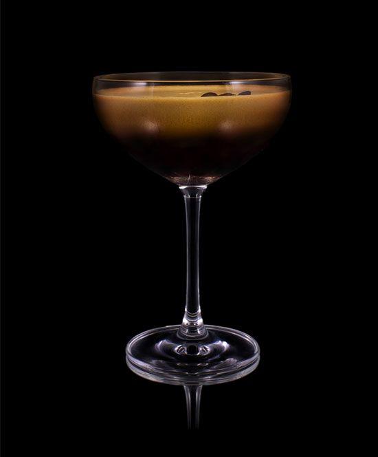 Espresso Martini | BEVERAGES / GLASSWARE | Pinterest